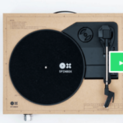 Group logo of Spinbox - A DIY Portable Turntable Kit